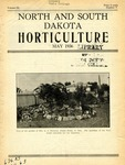 North and South Dakota Horticulture, May 1936