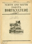 North and South Dakota Horticulture, May 1937