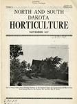 North and South Dakota Horticulture, November 1937