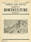 North and South Dakota Horticulture, December 1937
