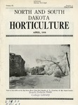 North and South Dakota Horticulture, April 1938