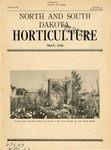 North and South Dakota Horticulture, May 1938