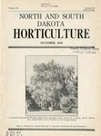 North and South Dakota Horticulture, October 1938
