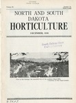 North and South Dakota Horticulture, December 1938