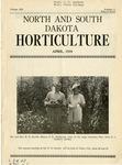 North and South Dakota Horticulture, April 1939