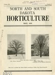 North and South Dakota Horticulture, May 1939