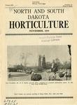 North and South Dakota Horticulture, November 1939