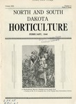 North and South Dakota Horticulture, February 1940