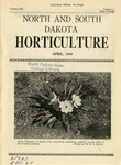 North and South Dakota Horticulture, April 1940