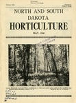 North and South Dakota Horticulture, May 1940