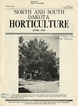 North and South Dakota Horticulture, June 1940