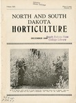 North and South Dakota Horticulture, December 1940