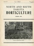 North and South Dakota Horticulture, March 1941