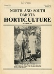 North and South Dakota Horticulture, October 1941