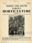 North and South Dakota Horticulture, November 1941