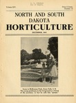 North and South Dakota Horticulture, December 1941