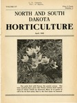 North and South Dakota Horticulture, April 1942