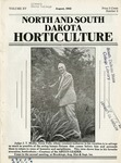 North and South Dakota Horticulture, August 1942