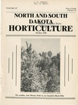 North and South Dakota Horticulture, October 1942