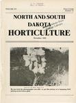 North and South Dakota Horticulture, November 1942