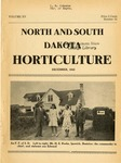 North and South Dakota Horticulture, December 1942