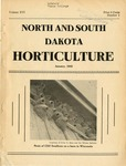 North and South Dakota Horticulture, January 1943