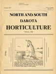 North and South Dakota Horticulture, February 1943