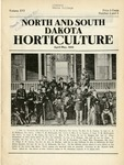North and South Dakota Horticulture, April-May 1943