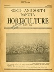 North and South Dakota Horticulture, July 1943