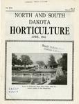 North and South Dakota Horticulture, April 1944