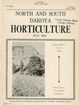 North and South Dakota Horticulture, July 1944