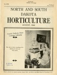North and South Dakota Horticulture, August 1944