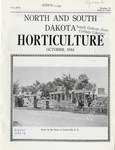 North and South Dakota Horticulture, October 1944