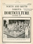 North and South Dakota Horticulture, December 1944
