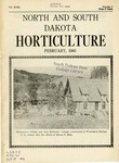 North and South Dakota Horticulture, February 1945