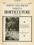 North and South Dakota Horticulture, August 1945 by North and South Dakota State Horticultural Societies