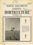 North and South Dakota Horticulture, November 1945