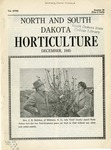 North and South Dakota Horticulture, December 1945