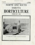 North and South Dakota Horticulture, February 1948