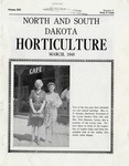 North and South Dakota Horticulture, March 1948