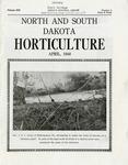 North and South Dakota Horticulture, April 1948