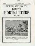 North and South Dakota Horticulture, May 1948
