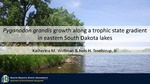 <em>Pyganodon grandis</em> growth along a trophic state gradient in Eastern South Dakota Lakes