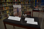 Bob Bartling and the Prairie Striders Library Exhibit