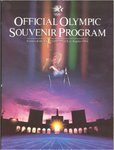 Official Olympic Souvenir Program : Games of the XXIIIrd Olympiad, Los Angeles, 1984.