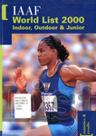 IAAF World List 2000: Indoor, Outdoor & Junior
