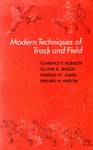 Modern Techniques of Track and Field