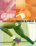 100 Stars of American Track & Field by Jeff Hollobaugh