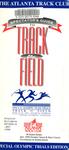 Atlanta Track Club Spectator's Guide to Track & Field : 1996 U.S. Olympic team trials track and ield, June 14-23, 1996, Atlanta, Georgia