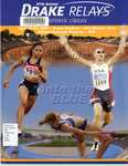 Drake Relays Official Program.